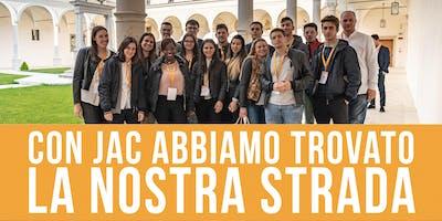 Open Day - 7 settembre - Fondazione JobsAcademy