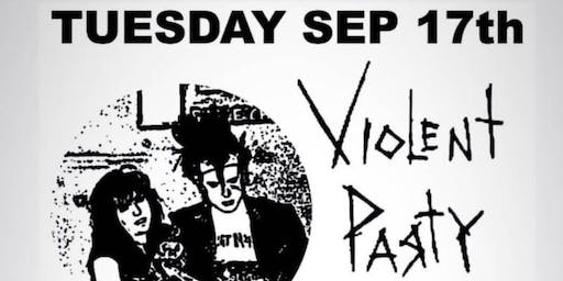 Violent Party Live in Vancouver BC