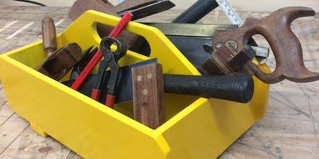 Get Handy - Woodwork (December 2019) tickets