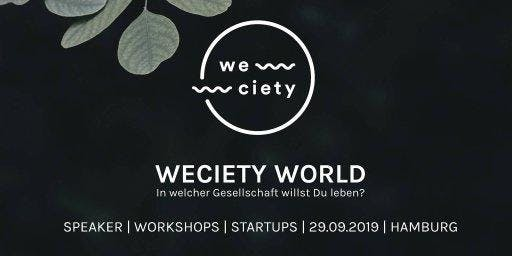 WECIETY WORLD Hamburg