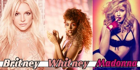 Britney, Whitney & Madonna Night at Boogie Fever | Ferndale tickets