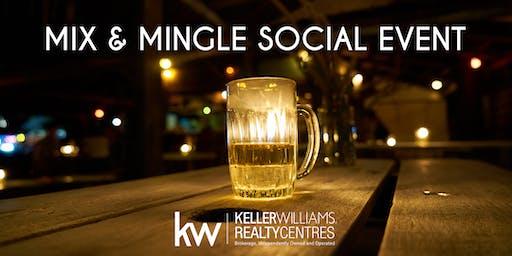 Mix & Mingle Social Event