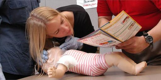 October Pediatric CPR/First Aid - Cameron Park