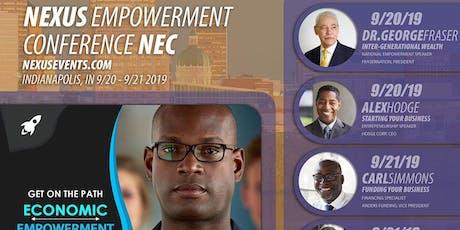 NeXus Empowerment Conference tickets