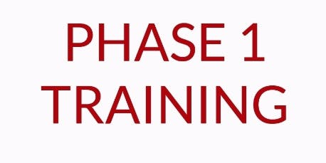 REI Phase I Workshop - Boston, MA.  Nov 11-12 (Mon/Tues)