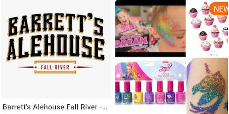 Jojo Mini Makeover Fall River  tickets