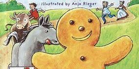 Storytime Adventure - The Gingerbread Man (am session)