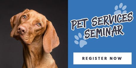Pet Services Seminar: Online Reviews: Requesting and Responding! tickets