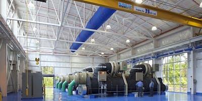 Power Trip: Campus Chiller Plant, Sept. 20, 2019