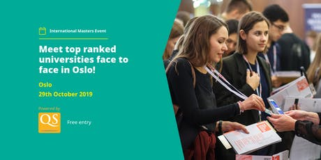 International Masters and PhD fair in Oslo tickets
