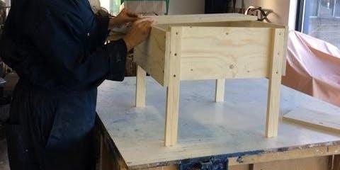 Wood Furniture Design Workshop (December 2019)
