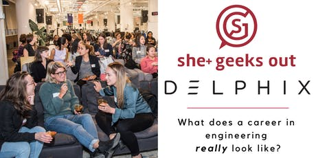 She+ Geeks Out Panel: What Growing Your Career in Engineering Really Looks Like tickets