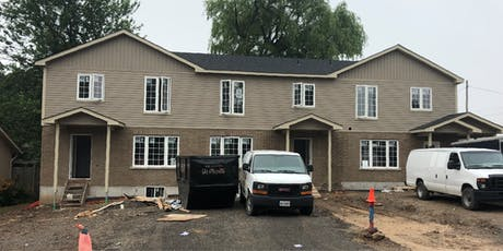 Waterdown Townhome Build Home Sale Celebration tickets