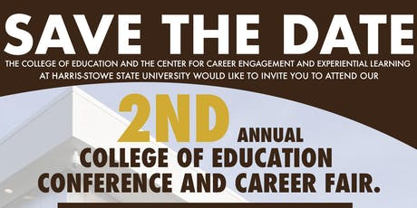 2019 COLLEGE OF EDUCATION CONFERENCE AND CAREER FAIR: Reclaiming Teaching & Restoring the Narrative tickets