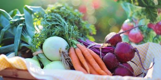 Fall & Winter Vegetable Gardening - CH