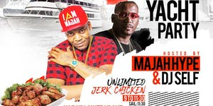 LABOR DAY WEEKEND! VIP YACHT PARTY! *MAJAH HYPE & DJ...