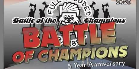 Battle of the Champions tickets