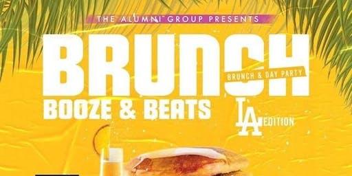 Brunch, Booze, & Beats: Brunch & Day Party - L.A. Edition