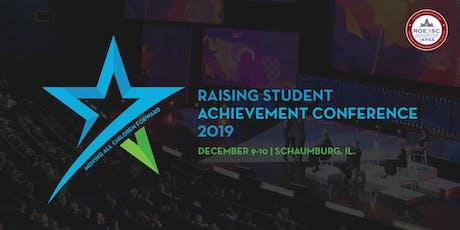 Raising Student Achievement Conference Vendor Registration tickets