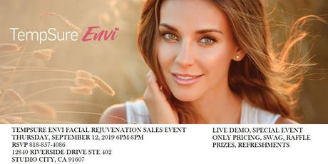 Rejuvenate Your Face With TempSure Nonsurgical Facelift Sales Event! tickets