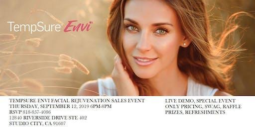 Rejuvenate Your Face With TempSure Nonsurgical Facelift Sales Event!
