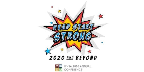 Wisconsin Head Start Association 2020 Annual Conference: 2/24/20 - 2/26/20 tickets