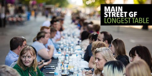 Main Street GF: Longest Table