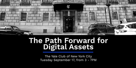 The Path Forward for Digital Assets Seminar Series tickets