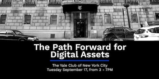 The Path Forward for Digital Assets Seminar Series