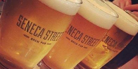 Beer Pairing Dinner  - Featuring Seneca Street Brewery tickets