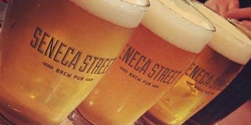 Beer Pairing Dinner  - Featuring Seneca Street Brewery
