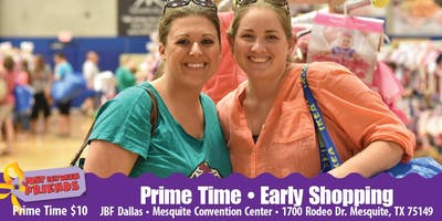 JBF Dallas/Mesquite: FALL 2019 • PRIME TIME SHOPPING • ($10 admission)