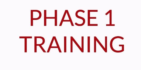 REI Phase I Workshop - Portland, ME.  August 20-21 (Tues/Weds)