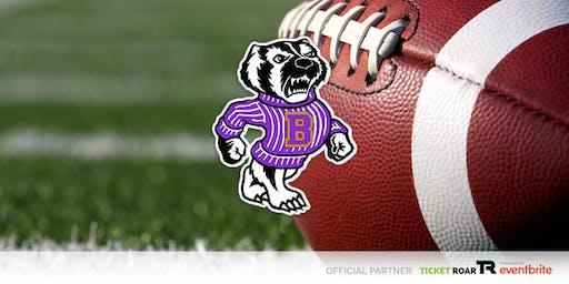 Berkshire vs JAG Varsity Football
