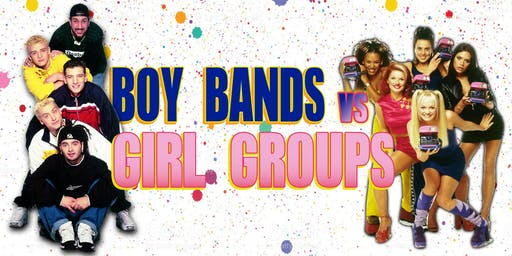 Boy Bands vs Girl Groups at Boogie Fever | Ferndale
