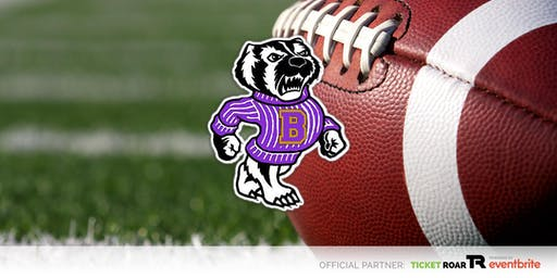 Berkshire vs Hawken Varsity Football
