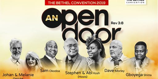 THE BETHEL CONVENTION 2019