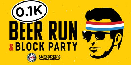 .1K Beer Run & Block Party tickets