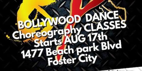 Adult Bollywood dance choreography Beginners tickets