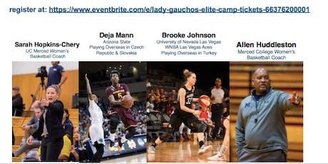Lady Gauchos Elite Camp tickets