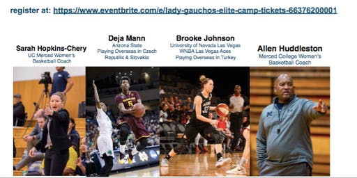 Lady Gauchos Elite Camp