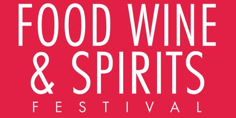 Food, Wine & Spirits Festival at the Coral Gables Art & Mega Festival  tickets