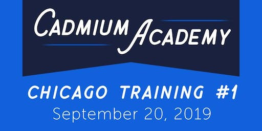 Chicago Training #1 (2019) [Clients Only]