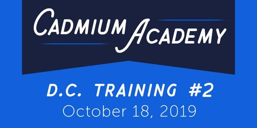D.C. Training #2 (2019) [Clients Only]
