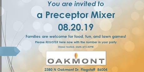 NCHC Preceptor Mixer tickets
