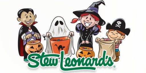 Trick-or-Treat with Stew Leonard's in Newington