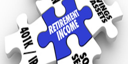 Income Planning for Retirement