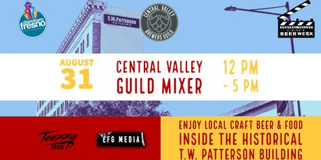 Central Valley Guild Mixer tickets