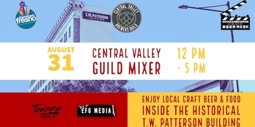 Central Valley Guild Mixer