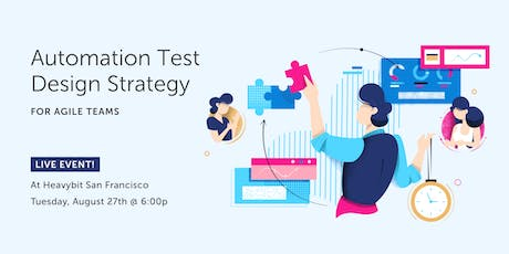 Automation Test Strategy and Design for Agile Teams tickets